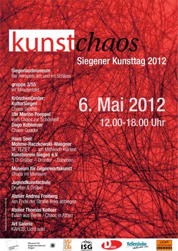 Siegener Kunsttag Kunstchaos 2012