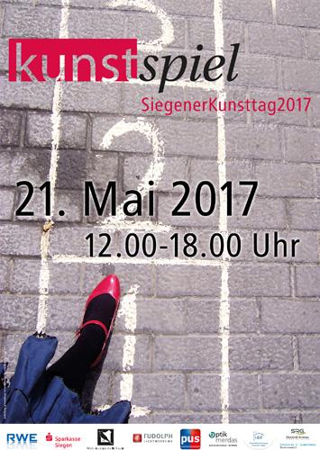 Siegener Kunsttag 2017 KUNSTspiel