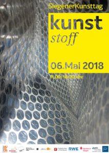 Siegener Kunsttag 2018 KUNSTstoff