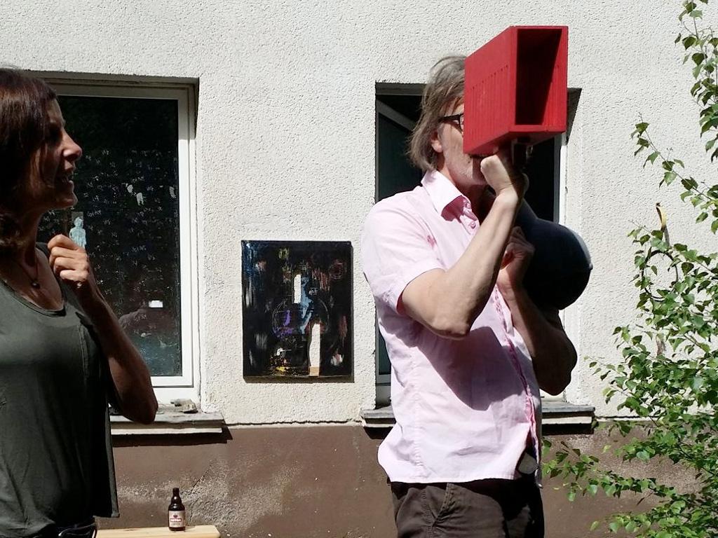 Siegener Kunsttag 2017 KUNSTspiel Andrea Freiberg