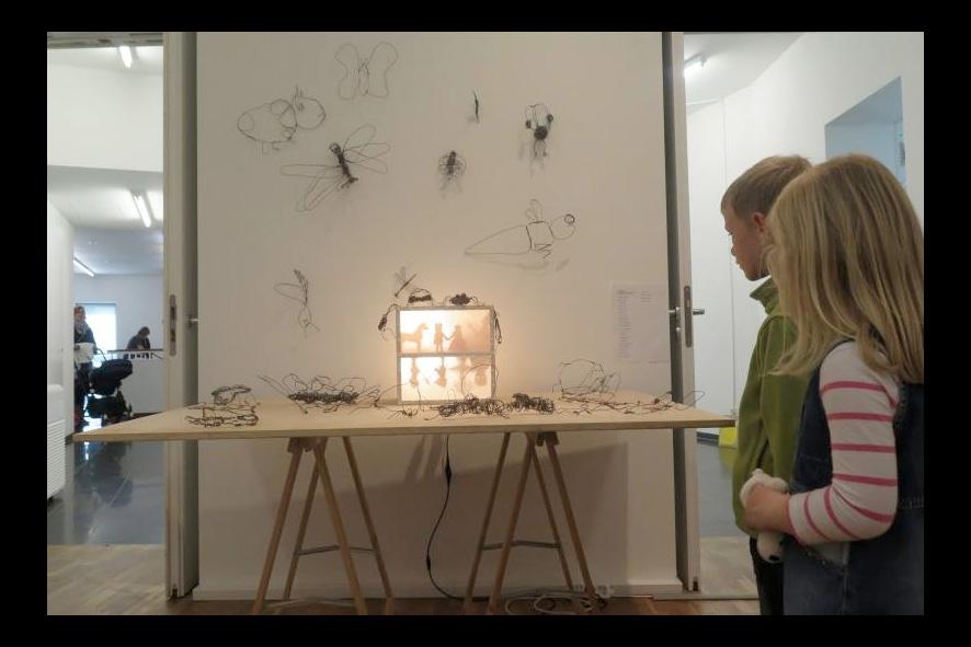 Siegener Kunsttag Kunstlicht 2014 Museum für Gegenwartskunst
