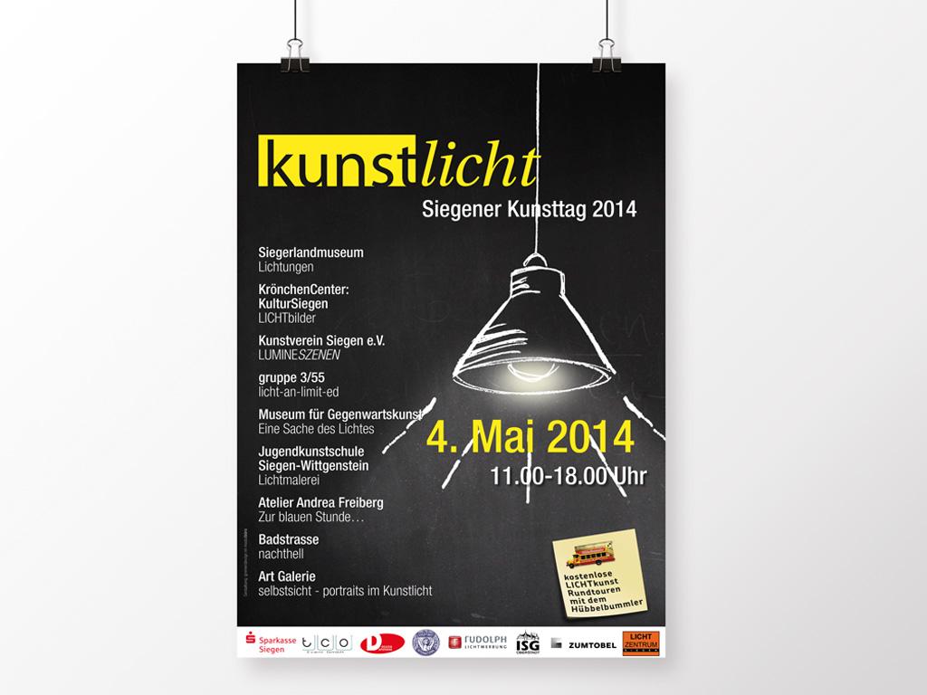Siegener Kunsttag Kunstlicht 2014