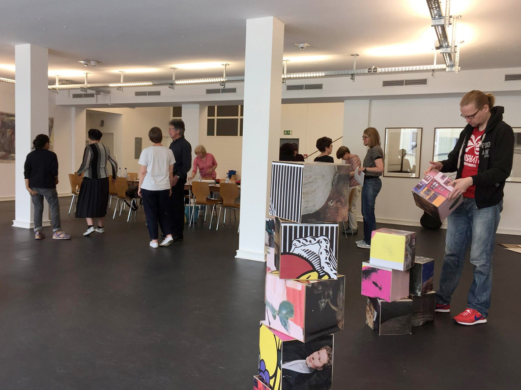 Siegener Kunsttag 2017 KUNSTspiel Kunstverein