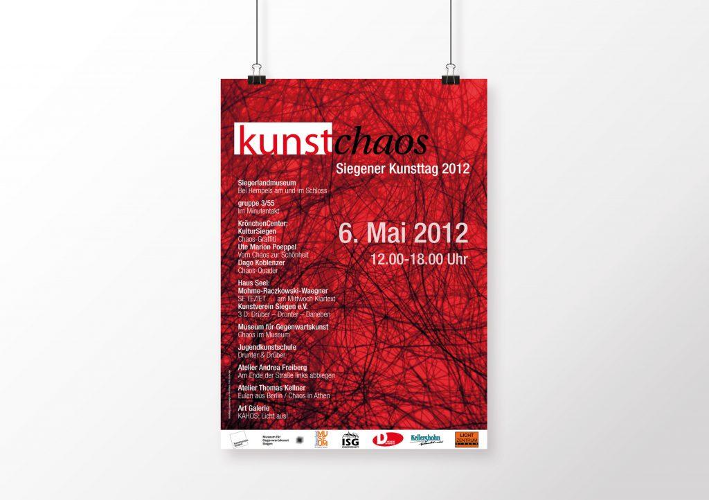 SiegenerSiegener Kunsttag 2012 Kunstchaos
