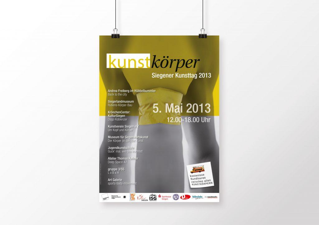 Siegener Kunsttag 2013 Kunstkörper