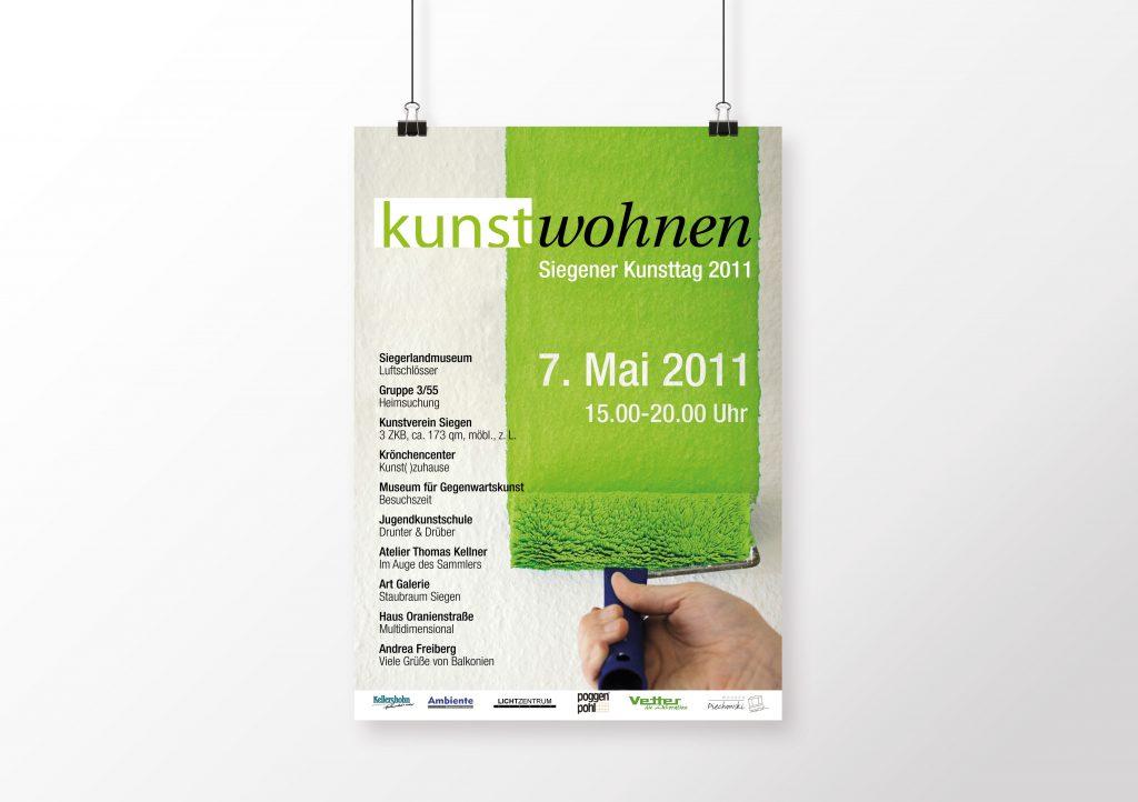 Siegener Kunsttag 2011 Kunstwohnen